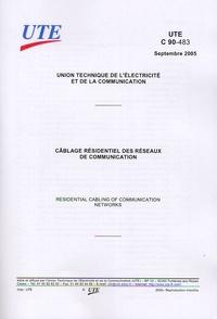 UTE C 90-483 Câblage résidentiel des réseaux de communication.pdf