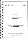 UTE - UTE C18-510-1 Recueil d'instructions de sécurité électrique pour les ouvrages.