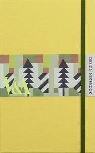 V&A publications - V&A design notebook - Victorian chartreuse.