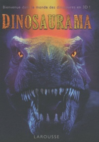 V Rey et Jen Green - Dinosaurama.