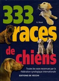 V Rossi - 333 races de chiens.