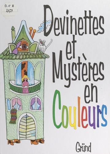 Devinettes et mystères en couleurs
