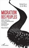 Vaclav Klaus et Jiri Weigl - Migration des peuples - Bref manuel pour comprendre la crise migratoire actuelle.