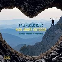 Vagnon - Calendrier Mon année Outdoor - Activités, aventures et découvertes.