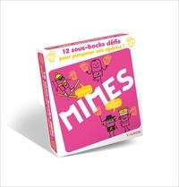 Vagnon - Mimes - 12 sous-bocks défis pour pimenter vos apéros !.