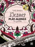 Vahid Matejkos Klezmer Play-alongs für Querflöte.