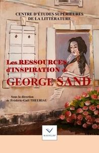 Vaillant (Editions) - Les ressources d'inspiration de George Sand.