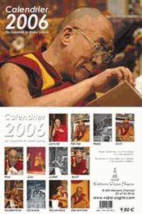 Vajra Yogini - Calendrier Dalaï Lama 2006.