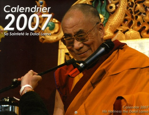 Vajra Yogini - Sa Sainteté Le Dalaï Lama Calendrier 2007.