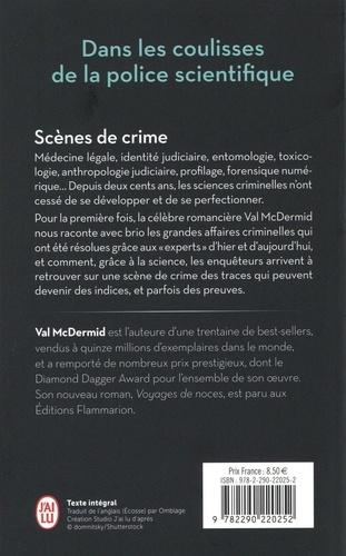 Scènes de crime. L'histoire vraie de la criminologie