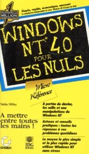 Valda Hilley - Windows NT 4.0.