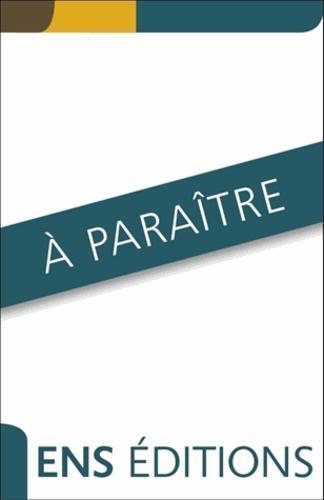 La grammaire nationale selon Damourette et Pichon. 1911-1939