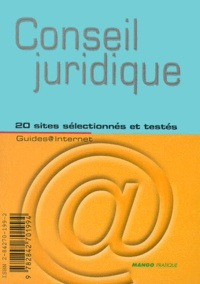 Conseil juridique. 20 sites sélectionnés et testés - Valentin Chaumien | Showmesound.org