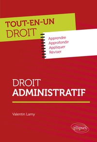 Valentin Lamy - Droit administratif.