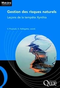 Galabria.be Gestion des risques naturels - Leçons de la tempête Xynthia Image