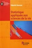 Valentin Rousson - Statistique appliquée aux sciences de la vie.