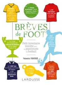Deedr.fr Brèves de foot - Petit inventaire insolite pour les passionnés de football Image