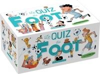 Ebook italiani téléchargement gratuit Le quiz du foot (Litterature Francaise)  par Valentin Verthé, Patrick Chenot