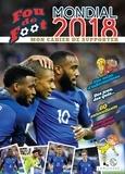 Valentin Verthé et Laurent Audouin - Mondial 2018 - Mon cahier de supporter.