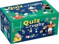 Téléchargez des livres gratuitement sur Android Quiz du rugby par Valentin Verthé, Patrick Chenot DJVU ePub 9782035961570