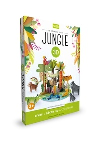 Valentina Bonaguro et Valentina Manuzzato - Le royaume de la jungle 3D.