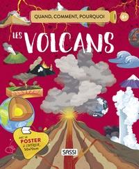 Valentina Bonaguro et Mattia Cerato - Les volcans - Avec un poster à l'intérieur 50x70 cm.