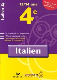 Italien 4e- 13-14 Ans - Valentina Mandis | Showmesound.org