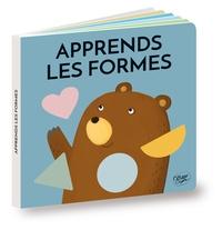 Valentina Manuzzato et Matteo Gaule - Le cube des formes - Jeux en bois + livre.