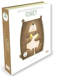 Valentina Manuzzato et Valentina Facci - Les petits habitants de la forêt.