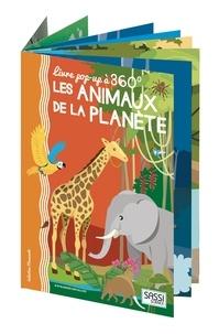 Histoiresdenlire.be Livre pop-up à 360° - Les aninaux de la planète Image