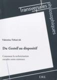 Valentina Tirloni - Du Gestell au dispositif - Comment la technicisation encadre notre existence.