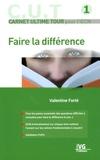 Valentine Forté - Faire la différence - Carnet ultime tour pour l'iECN.