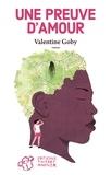 Valentine Goby - Une preuve d'amour.