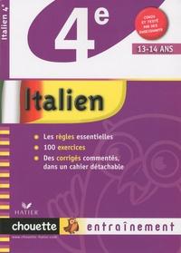 Italien 4e - Valentine Pillet |
