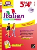 Valentine Pillet - Italien 5e/4e - LV2 1re et 2e années (A1 vers A2).