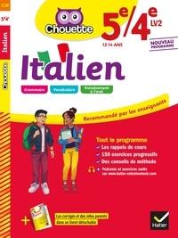 Valentine Pillet - Italien 5e/4e - LV2 (A1 vers A2) - cahier d'entraînement et de révision.