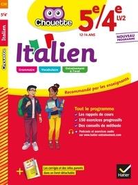 Valentine Pillet - Italien 5e/4e LV2.