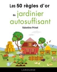 Deedr.fr Les 50 règles d'or du jardinier autosuffisant Image