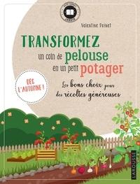 Téléchargements de livres Transformez un coin de pelouse en petit potager 9782035966940 iBook FB2 PDB en francais par Valentine Prinet