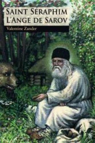 Valentine Zander - Saint Séraphim l'Ange de Sarov.