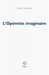 Valère Novarina - L'opérette imaginaire - Théâtre, [Brest, Théâtre du Quartz, 21 septembre 1998].