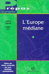 Valere Oth et Laurent Carroué - L'Europe médiane.