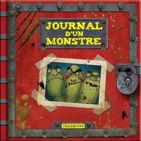 Valeria Davila et Monica Lopez - Journal d'un monstre.