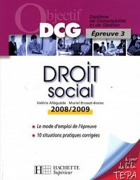 Droit social - Epreuve 3 du DCG.pdf