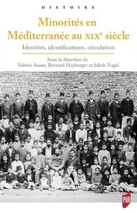 Histoiresdenlire.be Minorités en Méditerranée au XIXe siècle - Identités, identifications, circulations Image