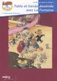 Valérie Bardy-Guillemant - Fable et bande dessinée avec La Fontaine.