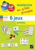 Valérie Barry - Mission Maths CP & ASH - Matériel numération en p'tits groupes.