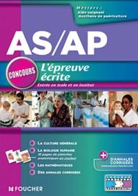 AS/AP lépreuve écrite - Concours 2012.pdf
