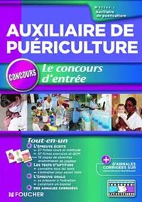 Auxiliaire de puériculture, Le Concours dentrée.pdf