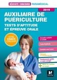 Valérie Béal et Anne-Laure Moignau - Auxiliaire de puériculture - Tests d'aptitude et épreuve orale.